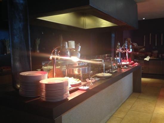Four Seasons Resort Bora Bora: desayuno