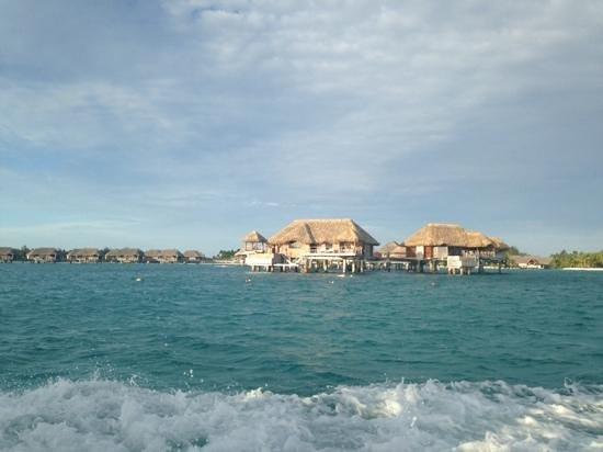 Four Seasons Resort Bora Bora: adios Four Seasons