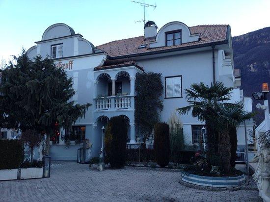 Hotel Villa Groff : L'esterno dell'albergo