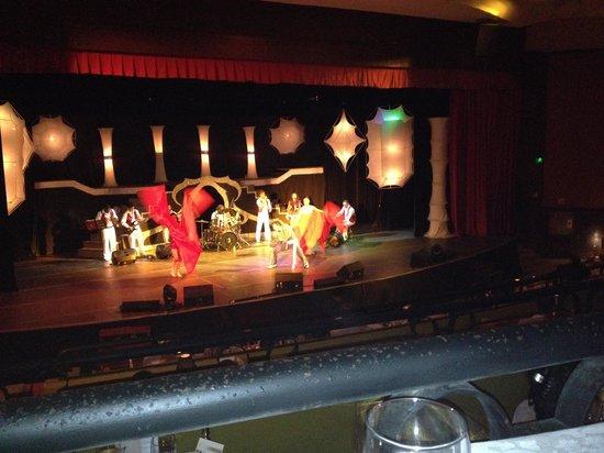 Royal Hideaway Playacar: Elvis Show at the Hotel