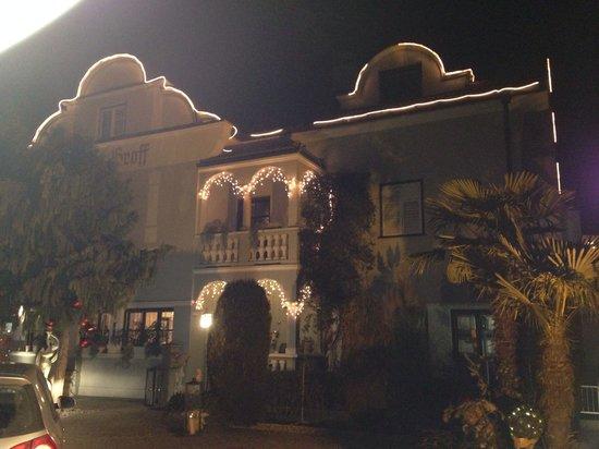 Hotel Villa Groff : L'hotel di notte