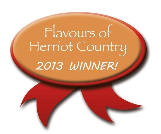 Inspired Chocolate: Herriot Country Flavours Winner