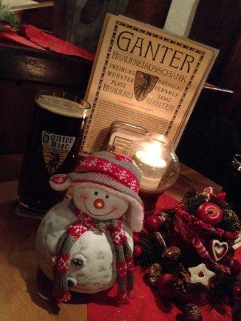 Ganter Brauereiausschank: Menù