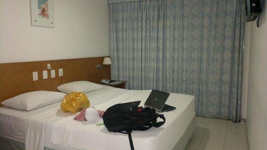 Villa Da Praia Hotel: Quarto 1
