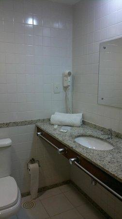 Villa Da Praia Hotel: Banheiro 1