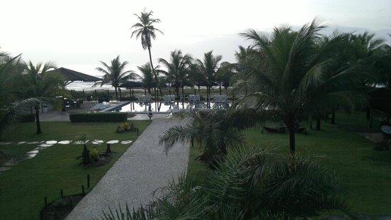 Villa Da Praia Hotel: Área do Hotel