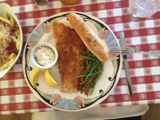 Billy Vee's: Pan Fried Walleye