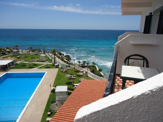 Sol Beach House Menorca : View from the room