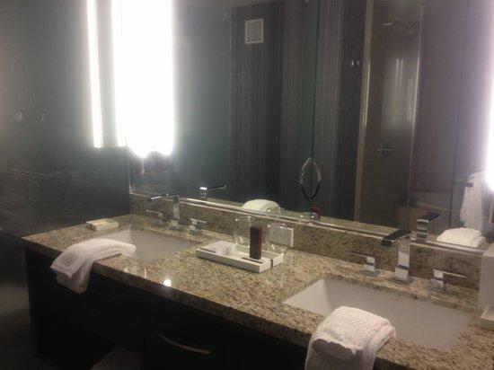 ARIA Resort & Casino: bagno