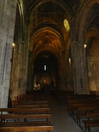 Abbaye Saint Victor: interno