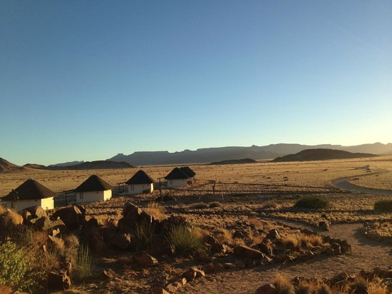 Desert Homestead Lodge : The bungalows
