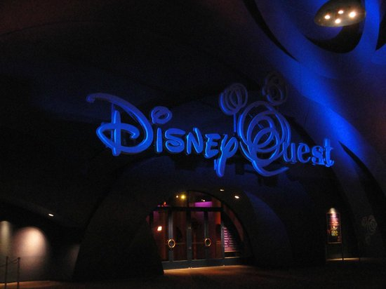Disney Springs: Disney Quest