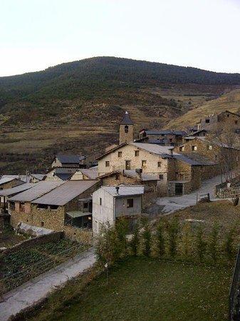 SAÓ Hotel: El pueblo de Bescarán
