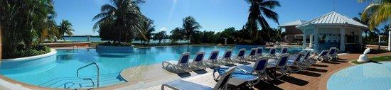 Blau Privilege Cayo Libertad Hotel: magnifique vue