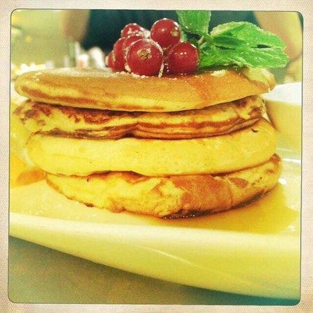 U.hof: Delicious pancakes...