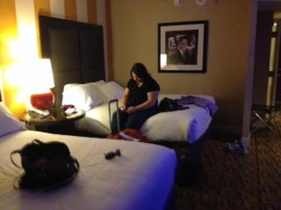 Planet Hollywood Resort & Casino: Comfortable Beds