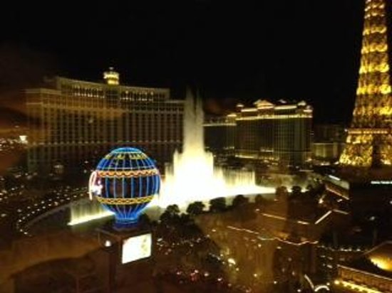 Planet Hollywood Resort & Casino: Great View