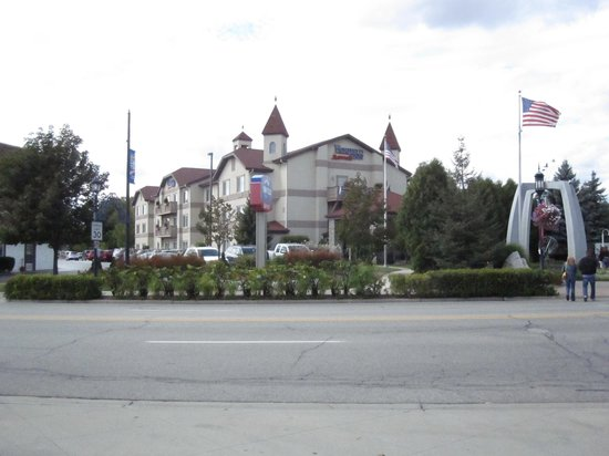 Fairfield Inn Frankenmuth : View from Brewery