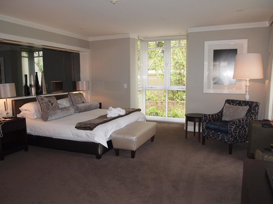 Fancourt : bedroom