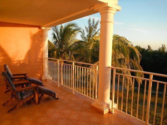 Blau Privilege Cayo Libertad Hotel: vue balcon-suite junior