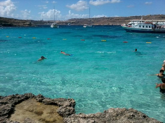 Alexandra Hotel Malta: Isola di Laguna Blu
