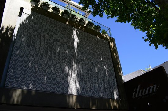 Ilum Experience Home: fachada