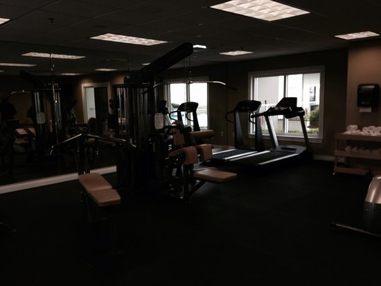 Holiday Inn Club Vacations Galveston Beach Resort: Fitness room