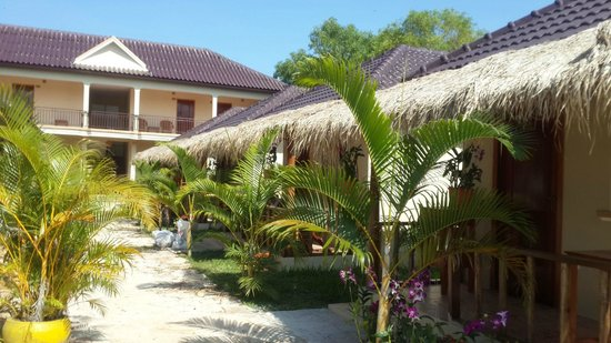The Moonflower Bungalows