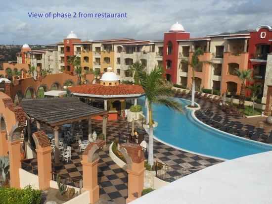 Hacienda Encantada Resort & Residences: View from restaurant