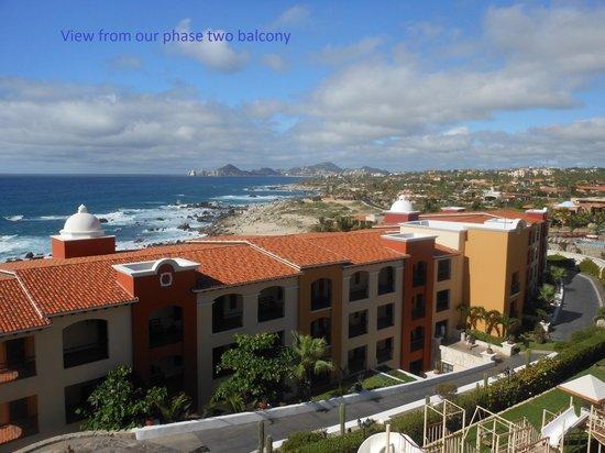 Hacienda Encantada Resort & Residences: You can see the ocean