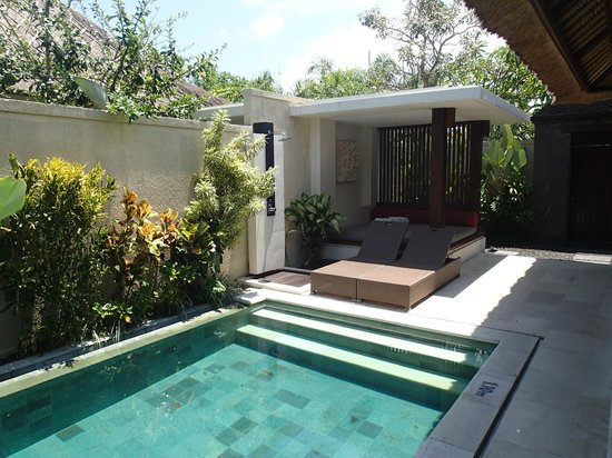 Mahagiri Villas : Pool view