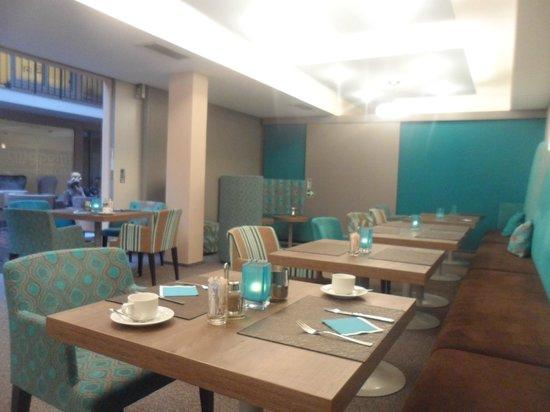 Hotel Viennart am Museumsquartier: Bar&Breakfast