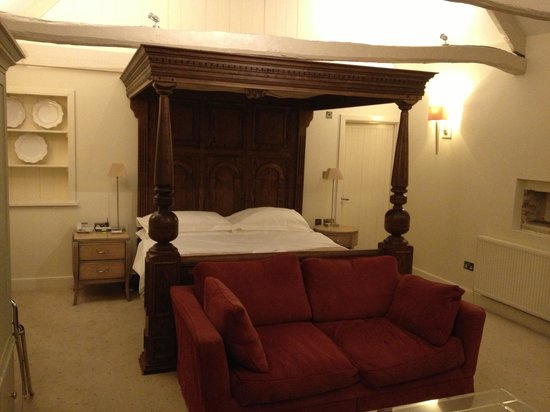 Tracy Park Golf & Country Hotel : Room 8