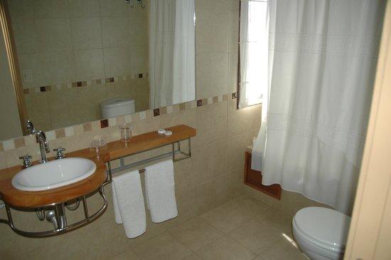 Roble Sur: il bagno