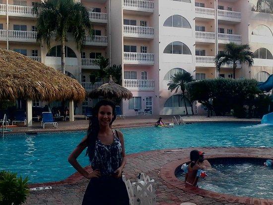 Tropicana Aruba Resort & Casino: piscina