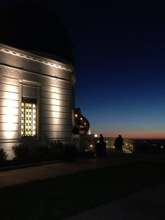 Laurel Inn : Griffith observatory