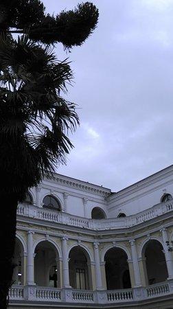 Centro Cultural Metropolitano: In the courtyard
