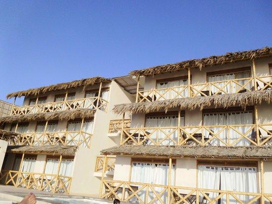 Hotel Costa Blanca de Mancora Vichayito : el hotel