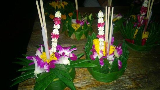 Rimlay Villas: Lay Karthong Boote