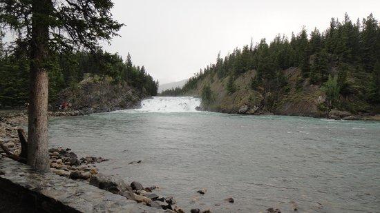 Banff Park Museum : Vista al lago