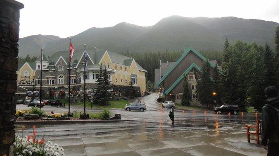 Banff Park Museum : Uno de los edificios del lugar