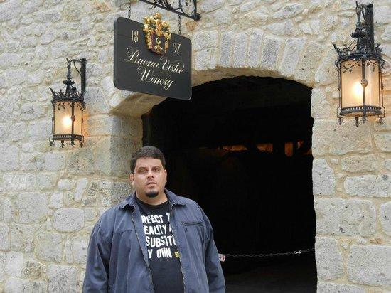 Buena Vista Winery: Entrada para degustação