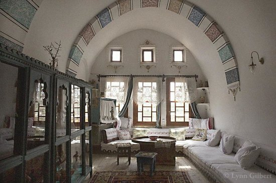 Buyuk Sinasos Konagi: Living Room