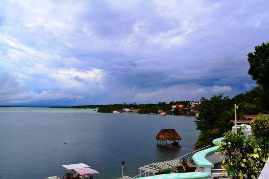 Hotel Laguna Bacalar: bacalar