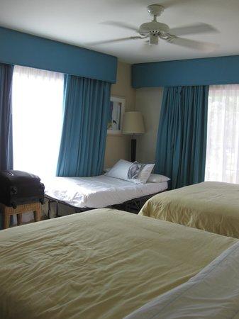 Divi Aruba All Inclusive: habitación con vista al mar - (cama supleatoria)
