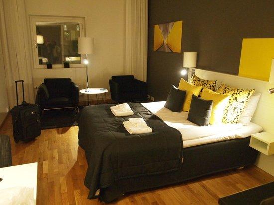 Sky Hotel Apartments Stockholm : Habitación