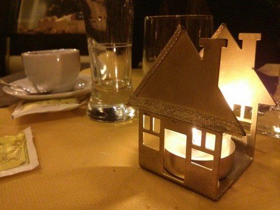 L'Oro di Siena: Cenare sentendosi a casa! :) grazie!