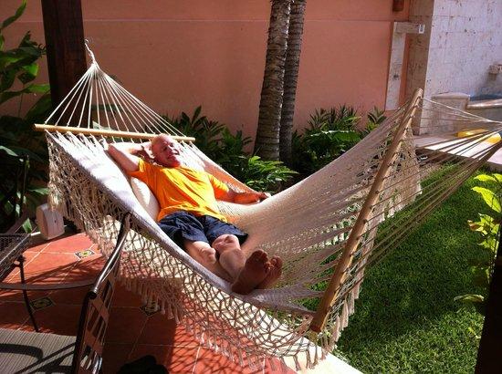 Hotel Villa Verde Merida: Just Relaxing