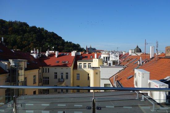 Hotel Julian : Rooftop view