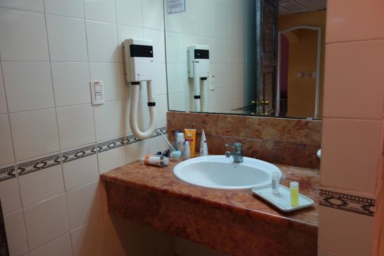 IBEROSTAR Daiquiri: Standart room bathroom